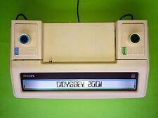PHILIPS Odyssey 2001 PONG Konsole TV Video Game BOX Teleball C64 Magnavox OVP 70