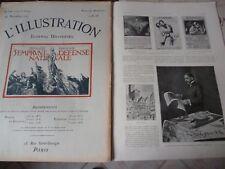 ILLUSTRATION 1919 3989 MEUSE SAINT CYR METZ WŒRTH MAUBEUGE MAROC GLAOUI INSECTE