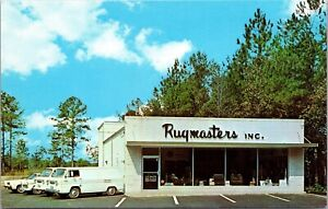 Postcard Rugmasters of Florence Inc. in Florence, South Carolina~139198