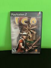 Playstation2 Ico. Very Good Condition. Complete With Case And Manual