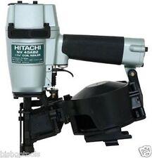 "NEW Hitachi NV45AB2 7/8"" to 1-3/4"" 16 Deg Professional Roofing Coil Nailer NIB"