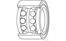 HERTH+BUSS JAKOPARTS Cojinete de rueda TOYOTA COROLLA AVENSIS LEXUS RX J4702057