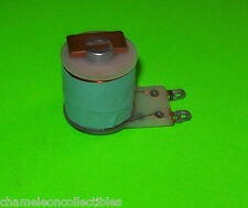 129-1400 UNKNOWN VINTAGE PINBALL MACHINE NOS SOLENOID COIL FOR EM GAMES