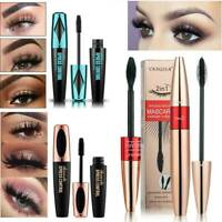 4D Silk Fibre Mascara Eyelash Waterproof Extension Volume Long-Lasting Make Up