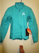 Womens New Arcteryx Atom LT Jacket Size Small Color Patina Teal