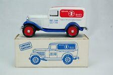 ERTL Isky Cams 1932 Ford Delivery Van Performance Pioneers #2 Diecast Metal Bank
