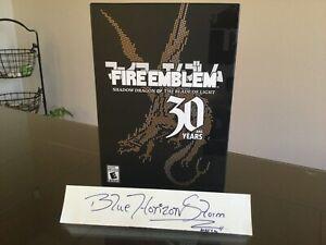 Fire Emblem 30th Anniversary Edition Shadow Dragon & Blade of Light - Brand New!
