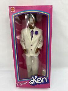 Vintage 1983 Mattel Crystal Barbie/KEN **NRFB** (A1)