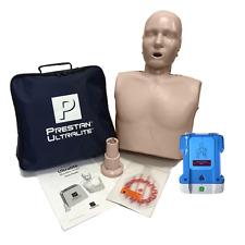 Prestan Ultralite CPR Training Manikin + Prestan Professional AED Trainer