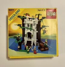 Lego 6077 Forestmen's River Fortress (1989)VERY RARE  Classic Vintage Castle NIB