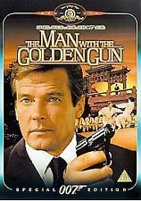 The Man With the Golden Gun DVD (2000) Roger Moore, Hamilton (DIR) cert PG