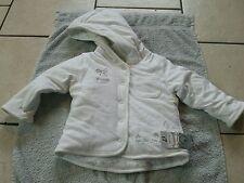 Unbranded 100% Cotton Boys' Coats, Jackets & Snowsuits (0-24 Months)