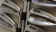 Titleist Ap2  3-Pw Iron Set Project X 6.0  Stiff Steel Used Priority US Ship