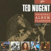 Ted Nugent : Original Album Classics CD 5 discs (2008) ***NEW*** Amazing Value