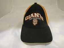 SAN FRANCISCO GIANTS BASEBALL HAT-MAJOR LEAGUE BASEBALL ONE SIZE STRETCH FIT