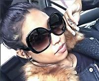 Oversized Sunglasses Women Fashion Huge Big Vintage Designer Style
