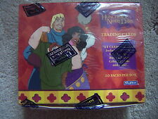 THE HUNCHBACK OF NOTRE DAME 1 Box of Trading Cards Disney Skybox