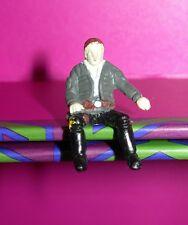 ANH Star Wars Micro Machines HAN SOLO Sitting Figure Millennium Falcon Galoob