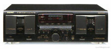 Teac Double Cassette Deck W 780R  *FULLY SERVICED & BOXED*