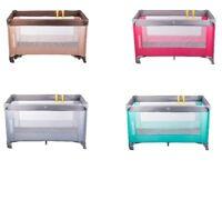LIONELO Bedside cot Playpen Suzie up to 15 KG