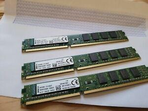 Kingston DDR3 12gb (3x4gb) RAM memory