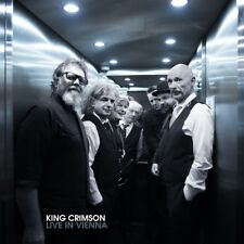 King Crimson - Live in Vienna, December 1st, 2016