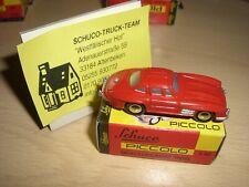 SCHUCO PICCOLO MERCEDES BENZ 300 SL ROT