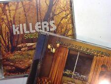 Brandon Flowers Killers 2CDs - Flamingo & Sawdust VGC