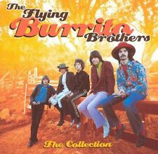 THE FLYING BURRITO BROTHERS The Collection 2005 CD Original Country Rock