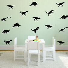 1set Multicolor Removable Home Little Dinosaur Wall Sticker Art Room Decoration