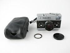 Rollei 35 s cámara compacta Compact Camera sonnar 2,8/40 HFT + bolsa
