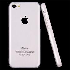 Coque Housse Etui en plastique rigide Crystal Transparent Pour Apple iPhone 5C