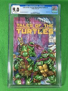 Tales of the Teenage Mutant Ninja Turtles TMNT 1 - Mirage - CGC 9.0 White - 1987