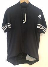 Adidas adistar.j.s.k Mens Cycling Jersey CV7089 Black/White Size 2XL