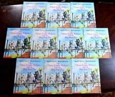 Guided Reading Set 10 PB The Three Little Wolves & the Big Bad Pig by Eugene Tri