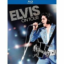 Elvis - On Tour (Blu-ray Disc, 2010, DigiBook)