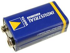 VARTA 4022 10x Industrial 9v Block Batterie Alkaline