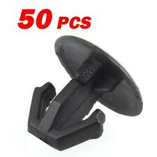 50 Hood Engine Air Deflector Retainer Clip Nylon Fastener for Honda Accord