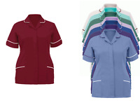 Tulip Classic Nurses Tunic Ladies Tunic Healthcare Workwear CHLT1 Size: 6-32
