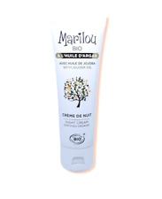 Crème de nuit à l'huile d'argan biologique Marilou bio