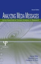 Analyzing Media Messages: Using Quantitative Content Analysis in Research (Lea's