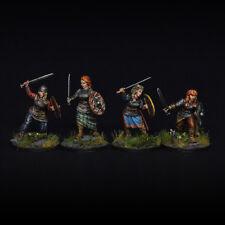 4 Weibliche Wikinger Shieldmaidens Viking SAGA Brother Vinni´s Studio BVO12