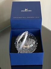 Swarovski 2013 Ball Ornament in Original Box