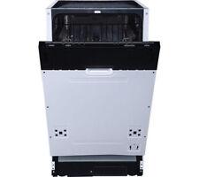 Essentials Integrated Slimline Dishwasher 45cm CID45B16