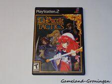 PlayStation 2 / PS2 Game: La Pucelle Tactics (NEW/SEALED) [NTSC/USA]