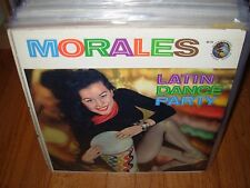 MORALES latin dance party ( latin )
