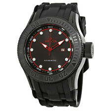 Invicta Pro Diver Black Dial Black Rubber Mens Watch 22248