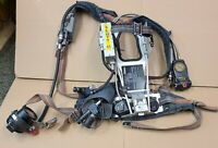 Scott 4.5 SCBA Harness + Air-Pak Plus with E-Z Flo Regulator + Air Supply Gauge