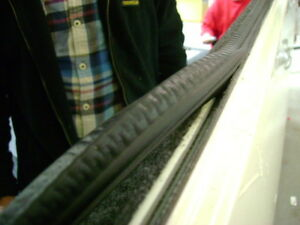Window Rubber ideal for VW T5 and T4 When Fitting Aftermarket Windows