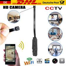 1080P Mini HD WIFI Kamera versteckt Überwachungskamera Spion Spycam Voice DE